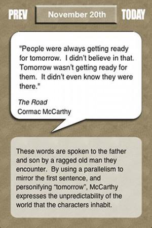 Literary Quotes - screenshot