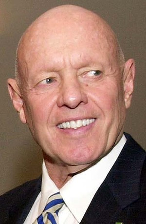 Dr Stephen Covey, the motivational speaker best known for the book The ...