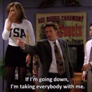 show: Friends Quotes Tv Show, Friends Tv Show Chandler, Quotes Friends ...