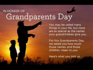 25 Sympathetic Grandparents Day Quotes