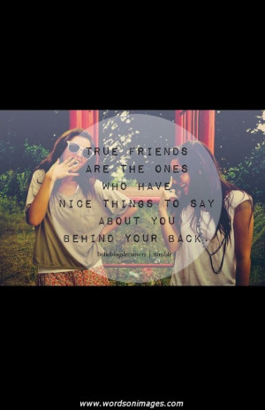 Teen Friendship Quotes