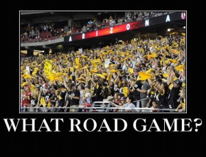 There are no away games - Steelers Nation