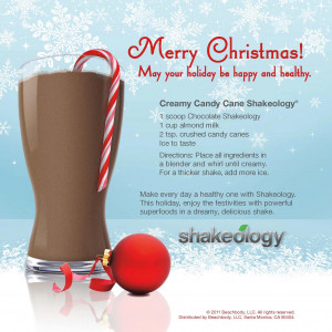 Reese's Pieces | One of My Favorite Shakeology Recipes