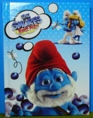 The Smurfs Stationery Set