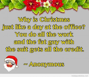 Funniest Christmas quote ever Funniest Christmas quote ever