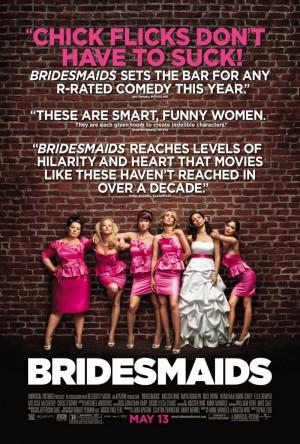 Bridesmaids (2011) Posters