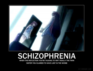 Related Pictures funny schizophrenia