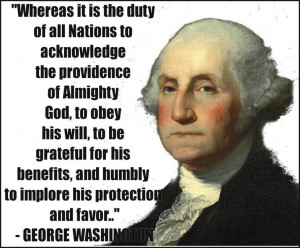 George Washington Founding Fathers Quotes