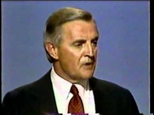 Walter F Mondale archive collection held at Minnesota Historical