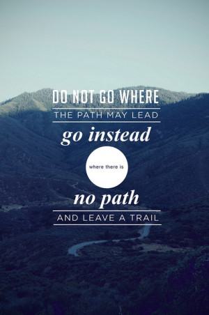 Hipster Quotes / paths on @weheartit.com - http://whrt.it/SifXNP