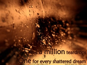 When He Leaves You - Shania Twain Song Lyric Quote in Text Image