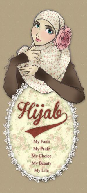 hijab by finieramos cartoons comics digital media cartoons drawings ...