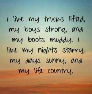 My life country