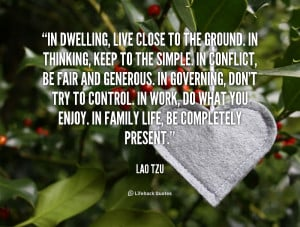 Lao Tzu Quotes On Friendship