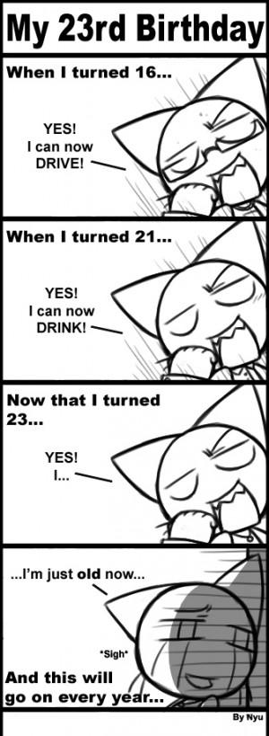 Funny 23Rd Birthday