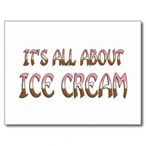 Ice Cream Sayings Gifts