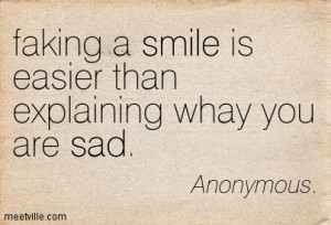 Smile When Your Sad Quotes (5)