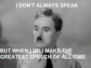 Speeches from old movies still so relevant today they may send chills ...