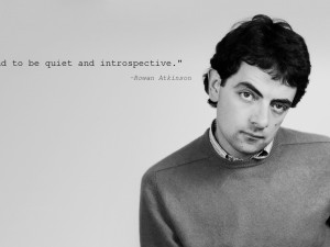 1280×960 Rowan Atkinson Quote desktop PC and Mac wallpaper