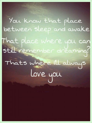 peter pan quote. I'll always love you.
