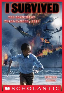 Survived the Bombing of Pearl Harbor, 1941 (I Survived Series #4)