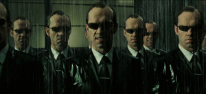 ... Double, Agent Smith) from The Matrix Reloaded and Revolutions (2003