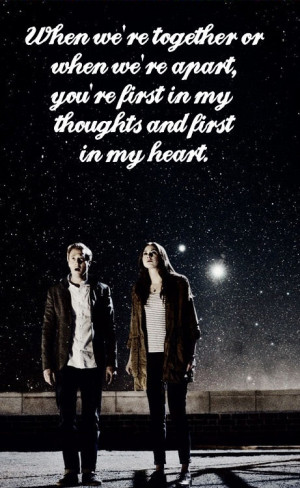 Note Quote Thinking of youDoctors Who Love Quotes, Amy And Rory Quotes ...