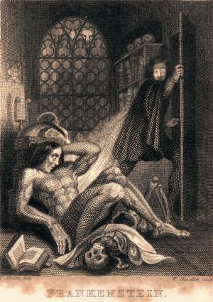 Mary Shelley's Handwritten Manuscripts of Frankenstein Now Online ...