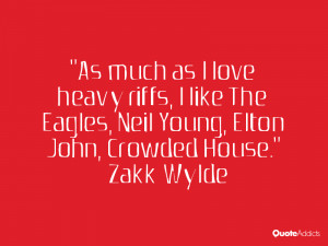 Showing pictures for: Zakk Wylde Quotes