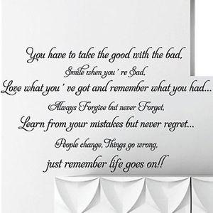 life goes on quotes life goes on quotes life myspace