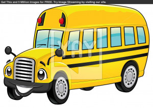 Funny School Bus Clip Art. Quotes Graduate School . View Original ...