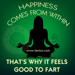 We also put together a yoga fart fartwork as seen below: