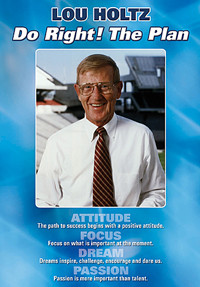 Funny Lou Holtz This Team Are United Quote