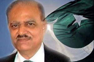 Pml N Candidate Mamnoon Hussain Elected 12th President Of Pakistan ...