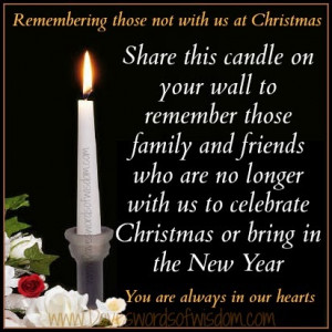 Share this candle on your wall to