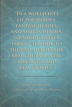 Superhero Inspiration