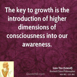 Higher Consciousness Quotes