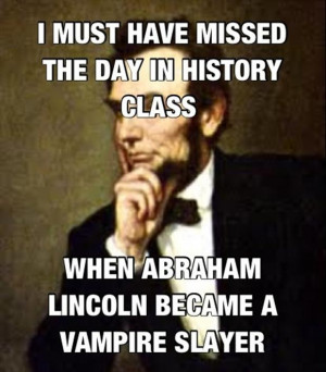 Funny Quotes From Abraham Lincoln Quotesgram