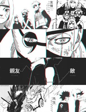 MY EDIT edit rin Minato naruto Kakashi namikaze minato hatake kakashi ...