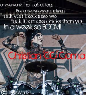 Christian Coma ☆ Christian Coma ☆