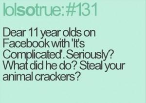 facebook relationship status funny quotes