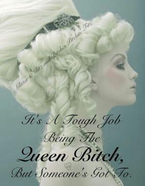 American Hippie Quotes ~ Queen Bitch