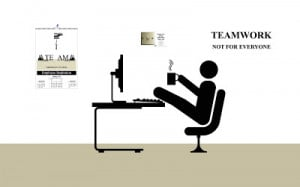 Teamwork Quotes For The Office Funny office illustrations for