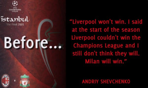 Quotes by Andriy Shevchenko
