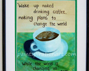 Dave Matthews Band Song Lyrics Art Quotes Coffee Cup Original Painting ...