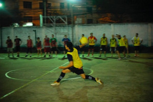 Dodge, duck, dive, dip and dodge in Saigon