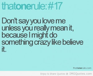 really cute love quotes