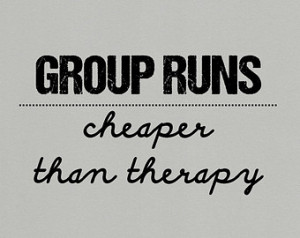 running group motivation quote gift for runner racer 5k 10k 1 mile ...