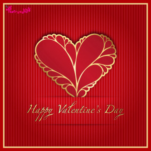 Valentines Day Wishes Quotes and Sayings Image Card