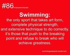 competitive swimming | Competitive Swimming More